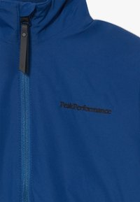 Peak Performance - JR COASTAL - Outdoor jacket - cimmerian blue - 2