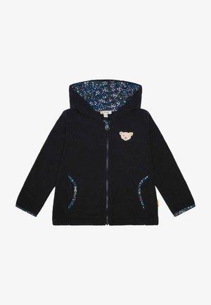 Fleece jacket - steiff navy