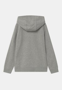 Nike Sportswear - HOODIE - Hoodie - dark grey heather - 1