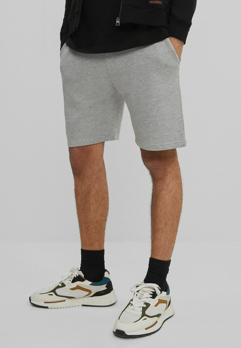 Bershka - 2 PACK - Shorts - black