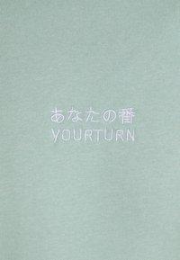 YOURTURN - UNISEX - Hoodie - green - 2