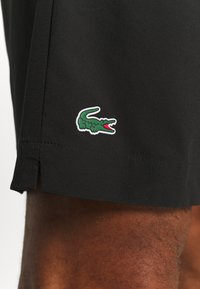 Lacoste Sport - TENNIS SHORT - Sports shorts - noir/blanc - 4