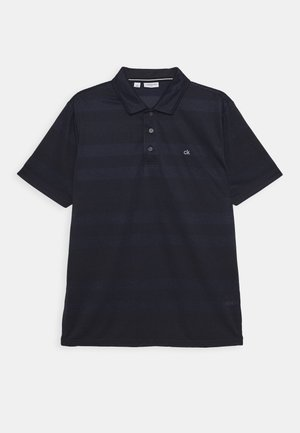SHADOW STRIPE - Funkční triko - navy