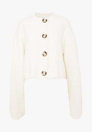 VIDAL - Cardigan - cream
