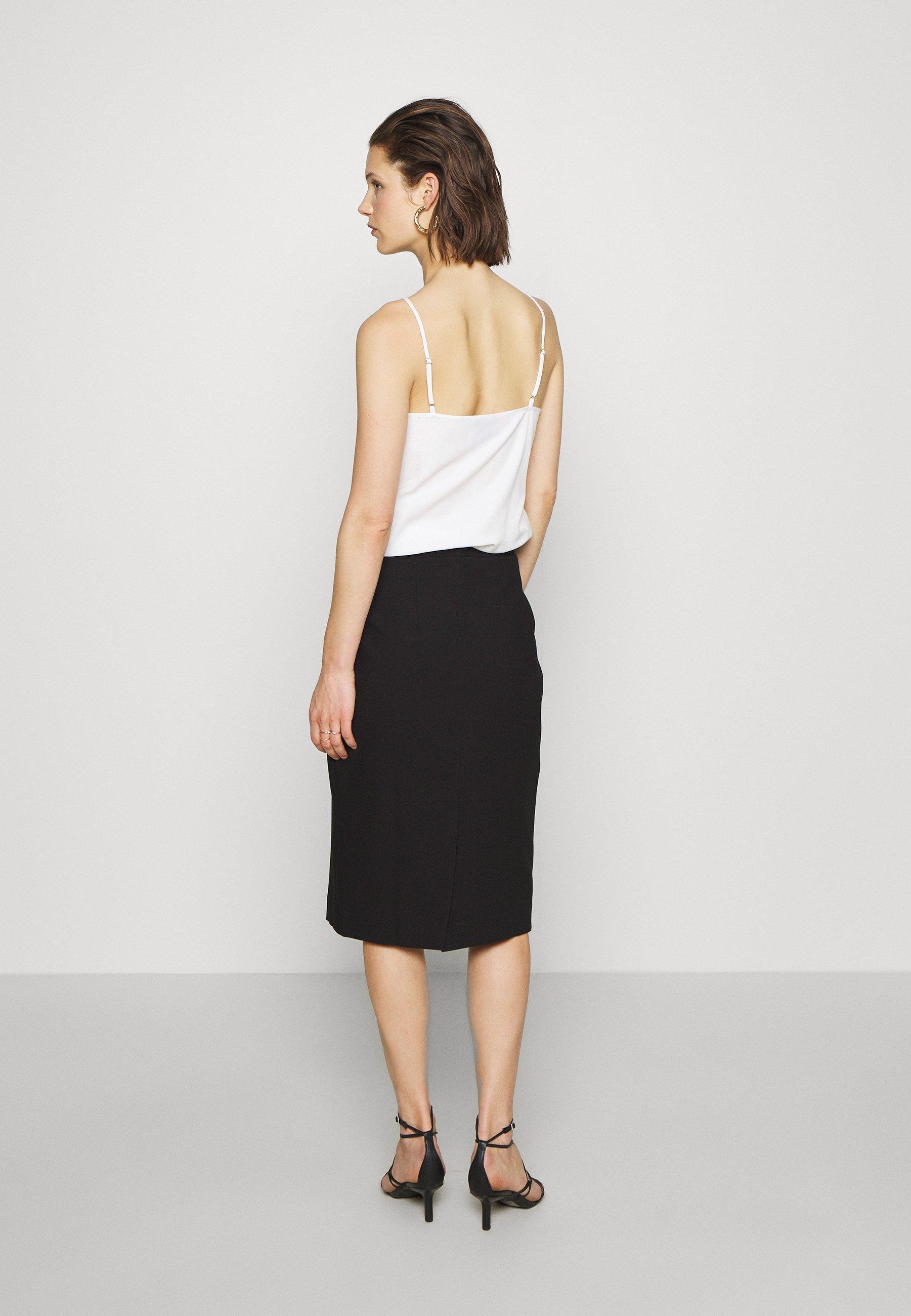 Big Discount Women's Clothing IVY & OAK PENCIL SKIRT Pencil skirt black vZik98ZFZ