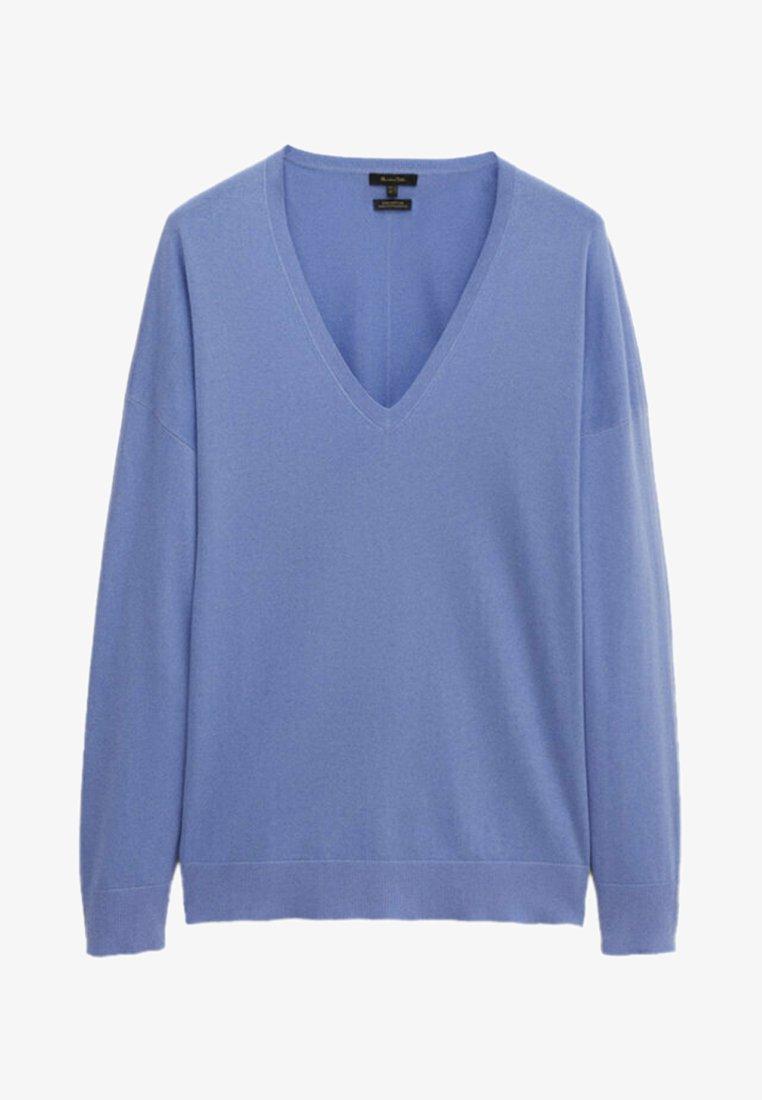 Massimo Dutti - Sweatshirt - blue