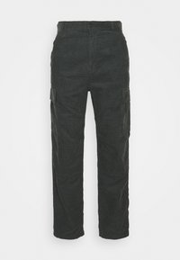 KEYTO PANT FORD - Cargo trousers - slate rinsed