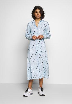 NAKITA LEIA DRESS - Robe d'été - light blue