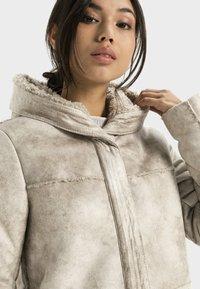 camel active - Short coat - cream - 3