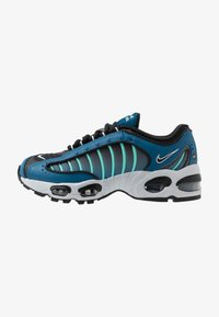 Nike Sportswear - AIR MAX TAILWIND IV - Tenisky - industrial blue/black/pure platinum/white - 1