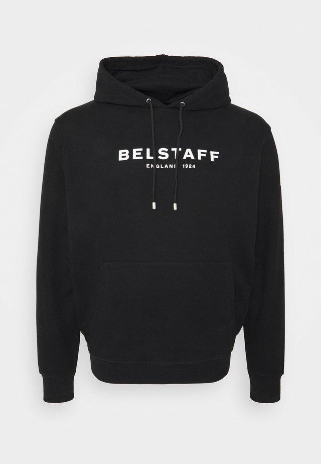 BIG TALL - Sweatshirt - black/off white