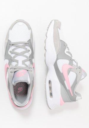 AIR MAX FUSION  - Zapatillas - light smoke grey/pink/white