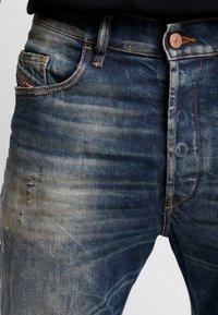 Diesel - D-EETAR - Slim fit jeans - blue denim - 3