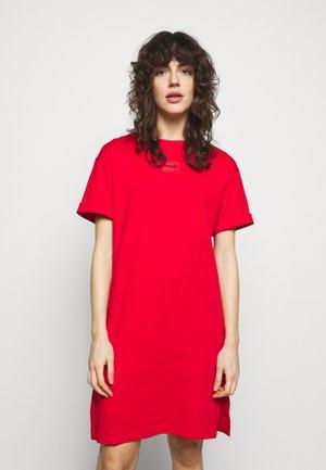 NEYLETE REDLABEL - Jersey dress - open pink