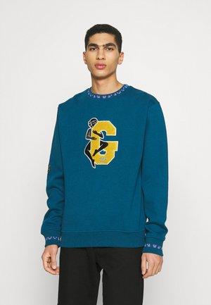 SINGGANG JUNCTION CREWNECK UNISEX - Sweatshirt - dark blue