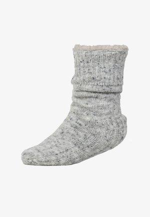 Sokken - lt grey melee