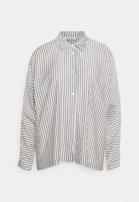 Carin Wester - BLOUSE BRIENNE - Button-down blouse - white - 5