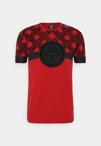 Glorious Gangsta - ARMAZ TEE - T-shirt con stampa - red - 0