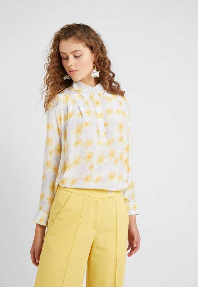 MANHATTEN SHIRT - Blouse - tapioca