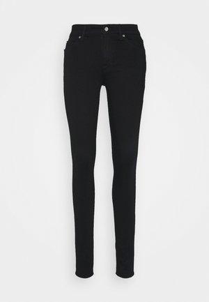 SLIGHT - Jeans Skinny Fit - black blue