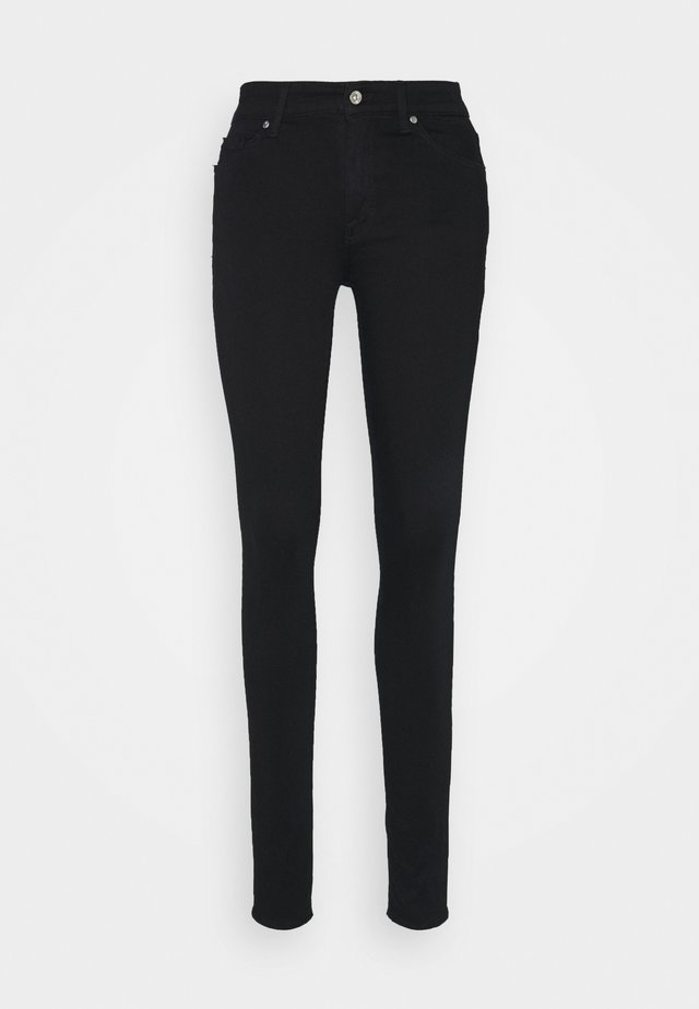 SLIGHT - Jeans Skinny Fit - black blue