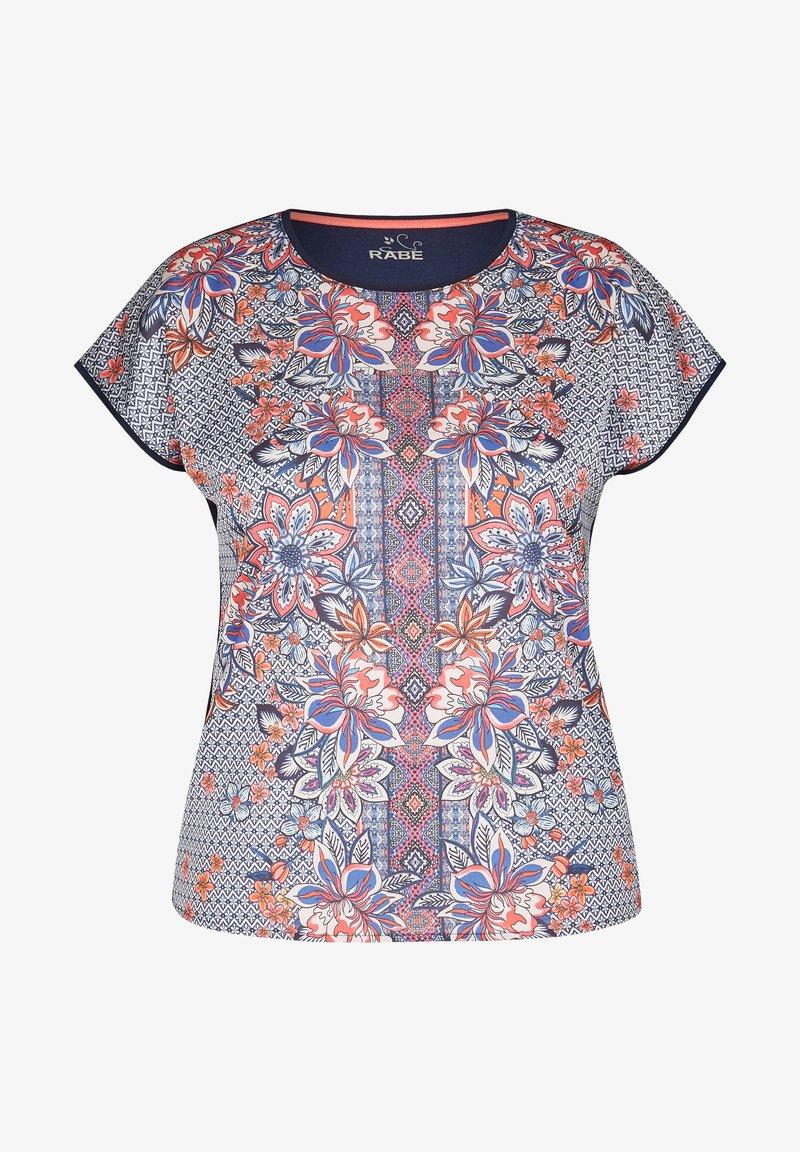 Rabe 1920 - Print T-shirt - dunkelblau