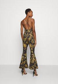 Versace Jeans Couture - GYM - Jumpsuit - black/multi - 4