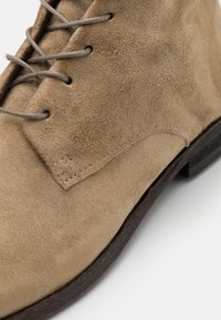 A.S.98 - GENERATION - Lace-up ankle boots - beige - 5