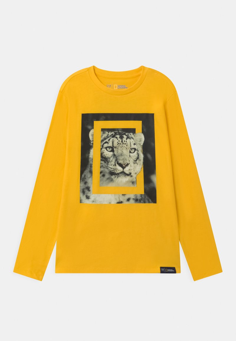 GAP - BOY NATIONAL GEOGRAPHIC ANIMAL - Long sleeved top - radiance