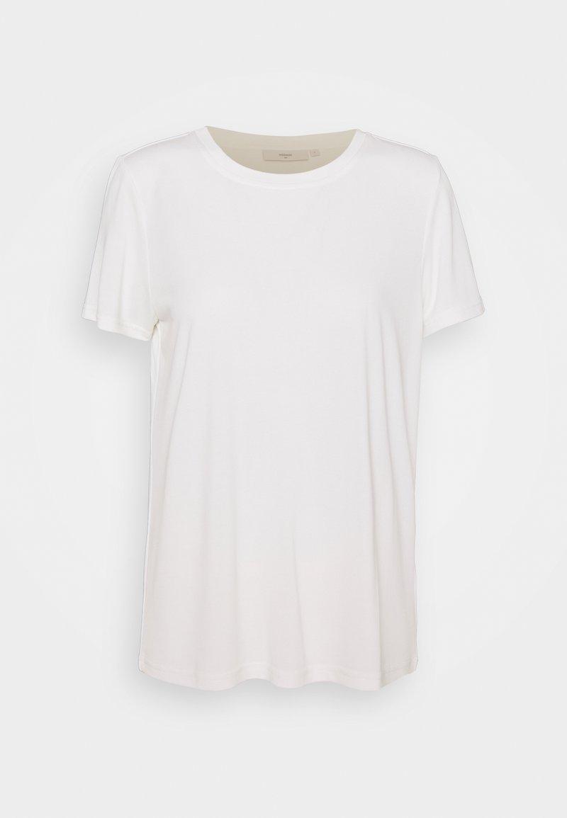 Minimum - RYNAH - Basic T-shirt - snow white