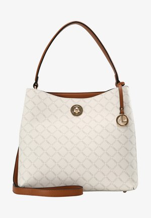 FILIBERTA  - Handbag - weiss