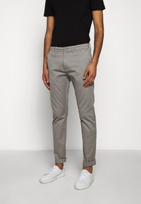 J.CREW - MENS PANTS - Chinos - vintage dove - 4