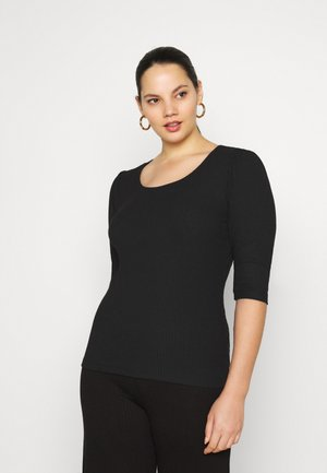 CARCLARE - Long sleeved top - black