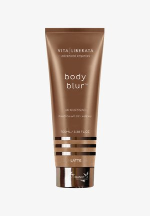 BODY BLUR INSTANT HD SKIN FINISH - Samoopalacz - latte