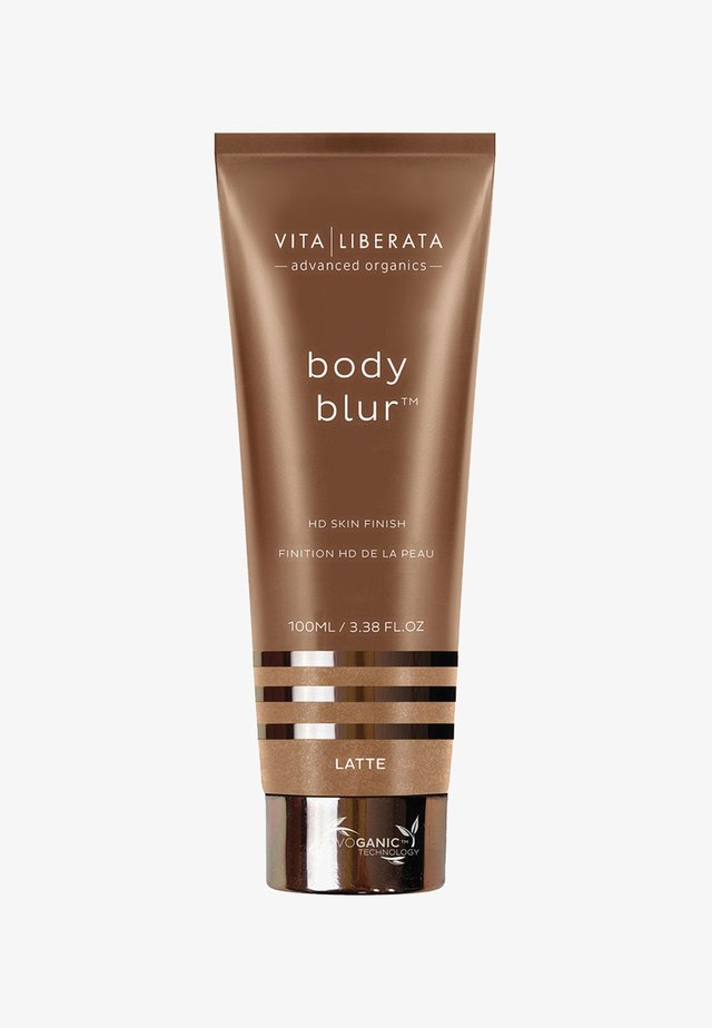 BODY BLUR INSTANT HD SKIN FINISH - Self tan - latte