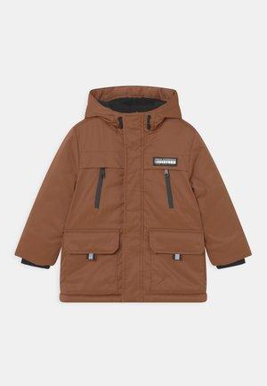 KID - Winter coat - dark toffee