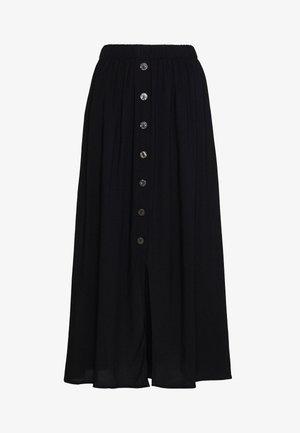 ONLNOVA LIFE - Áčková sukně - black
