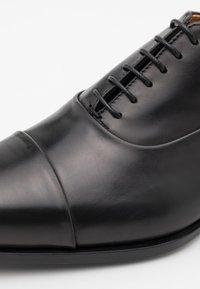 Giorgio 1958 - Smart lace-ups - nero - 5