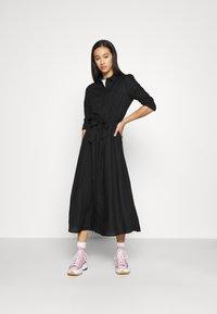 ONLY - ONLESTER DRESS - Day dress - black - 1