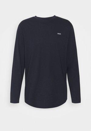 DEROL - Long sleeved top - dark blue