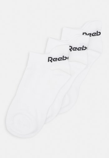 TECH STYLE 3 PACK - Calcetines tobilleros - white/white/tingre