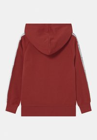 Champion - LEGACY AMERICAN TAPE HOODED UNISEX - Hoodie - red - 1