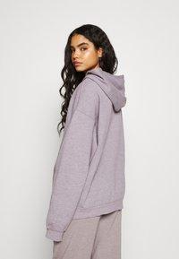 BDG Urban Outfitters - ZIP HOODIE - Zip-up hoodie - grey lavendar - 2