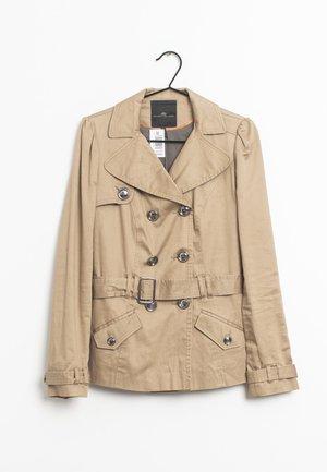 Veste mi-saison - brown