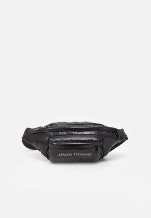 SLING BAG MANS - Bum bag - nero