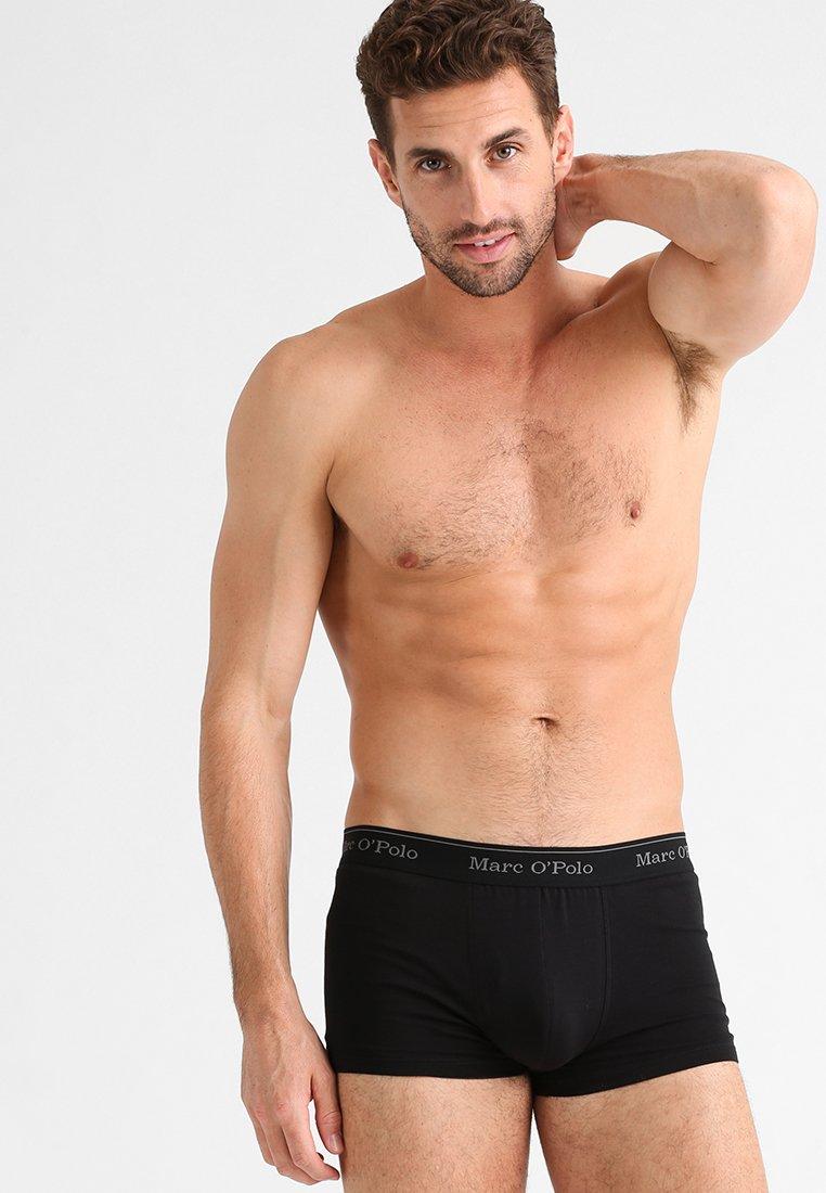 Marc O'Polo - 3 PACK - Pants - black