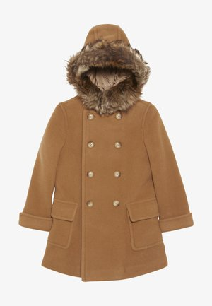 COAT OUTERWEAR - Zimní kabát - camel