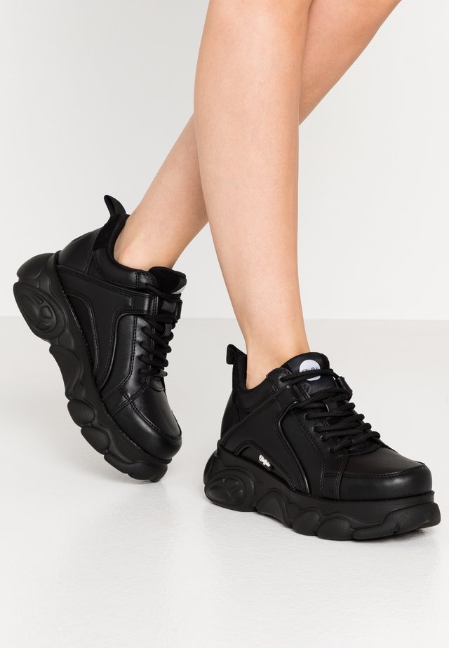 VEGAN CORIN - Sneakers laag - black