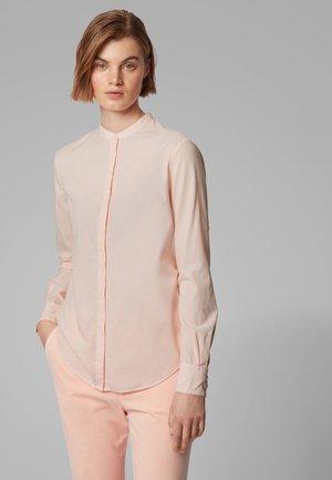 EFELIZE_17 - Button-down blouse - light orange