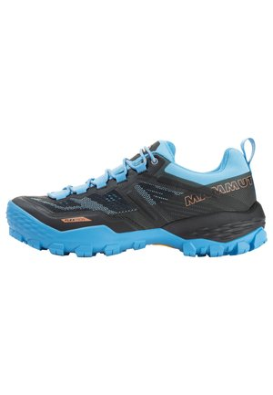 Hiking shoes - black-whisper